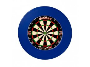 surround blue winmau