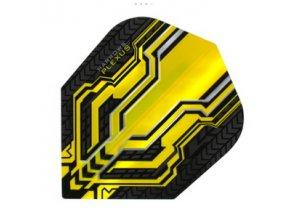 Letky PLEXUS standard yellow/black