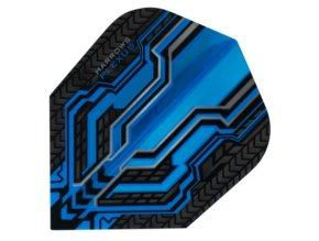 Letky PLEXUS standard No6 blue aqua/black