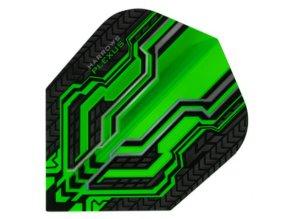 Letky PLEXUS standard No6 green/black