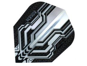 Letky PLEXUS standard No6 clear/black