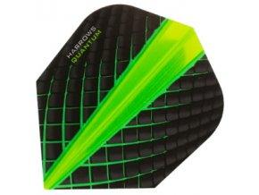 Letky QUANTUM standard black/green