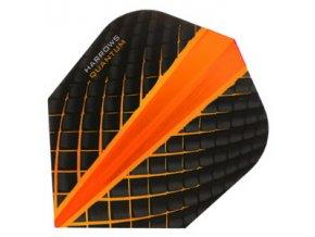 Letky QUANTUM standard black/orange