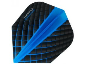Letky QUANTUM standard black/dark blue
