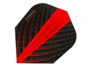 Letky QUANTUM standard black/red