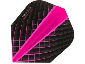 Letky QUANTUM standard black/pink