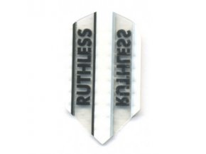 Letky Ruthless Embossed slim white