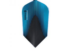 Letky SONIC slim aqua blue/black