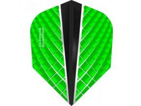 Letky QUANTUM X standard green/black