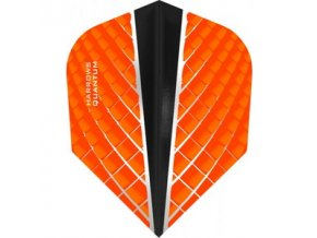 Letky QUANTUM X standard orange/black