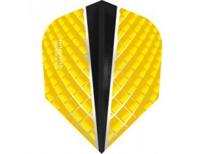 Letky QUANTUM X standard yellow/black