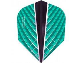 Letky QUANTUM X standard jade/black