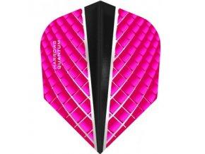 Letky QUANTUM X standard pink/black