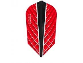 Letky QUANTUM X slim red/black