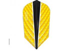 Letky QUANTUM X slim yellow/black
