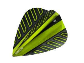 333320 VOLTAGE VISION.ULTRA LIME GREEN KITE FLIGHT DYNAMIC