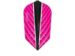 Letky QUANTUM X slim pink/black