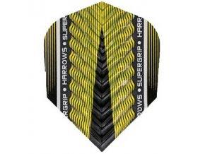 Letky SUPERGRIP X standard yellow/black
