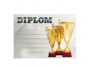 Diplom 6714 A5 - Poháry