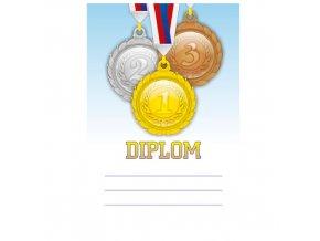 Diplom 6693 A4 - Medaile