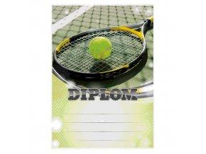 Diplom 6617 A4 - Tenis