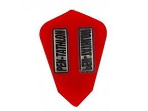 Letky Pentathlon fantail red