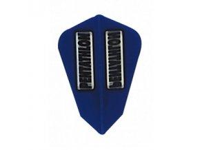 Letky Pentathlon fantail blue