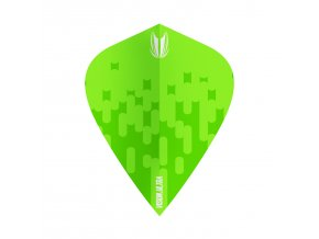 333740 ARCADE VISION ULTRA LIME KITE FLIGHT