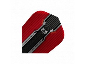 Letky PRIME standard wolfram black/red