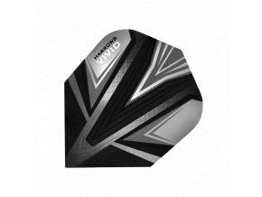 Letky VIVID standard black/silver