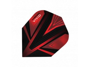 Letky VIVID standard black/red