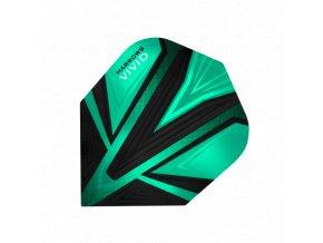 Letky VIVID standard black/jade