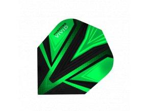 Letky VIVID standard black/green