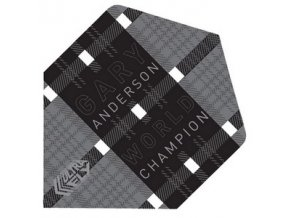 Letky Ultrafly standard Black Gary Anderson