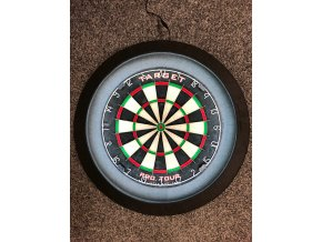 Dartboard Led Lighting system Black