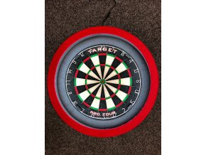 Dartboard Led Lighting system Red