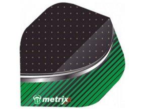 Letky METRIXX standard black/green