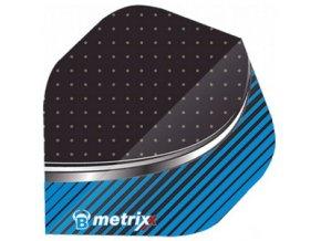 Letky METRIXX standard black/blue