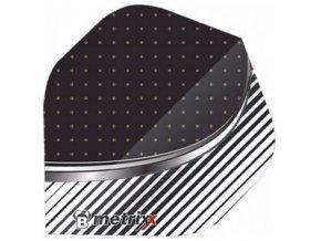 Letky METRIXX standard black/silver
