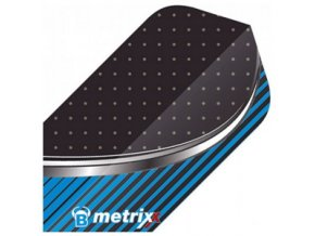 Letky METRIXX slim black/blue