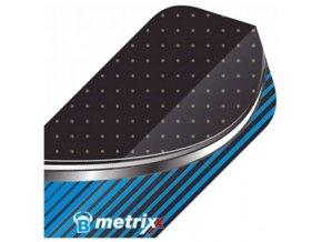 Letky METRIXX slim black/blue