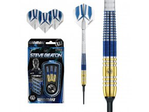 Steave Beaton soft gold blue 20