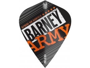 334340 BARNEY ARMY PRO.ULTRA BLACK KITE FLIGHT BAGGED 2019(2)