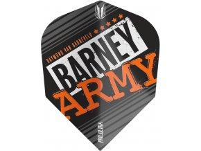 334360 BARNEY ARMY PRO.ULTRA BLACK TEN X FLIGHT BAGGED 2019(1)