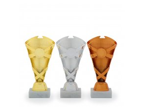 Pohár C13012 zlatý/stříbrný/bronzový