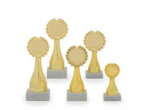 Trofej C16803 zlatá