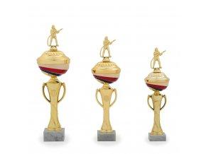 Trofej C12022 zlatá/trikolora