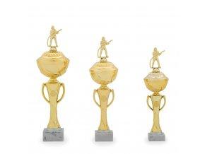 Trofej C12023 zlatá