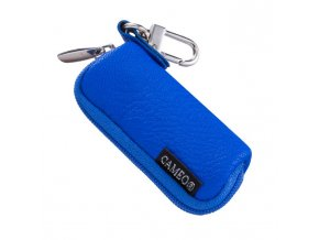 BARREL CASE SOLID blue