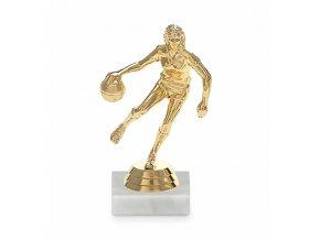 Screenshot 2019 10 16 Figurka basketbal žena, 12 cm, zlato, včetně podstavce